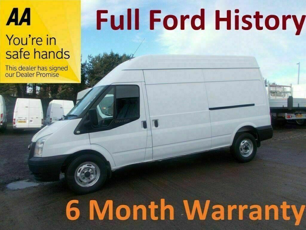 79683af80f Ford Transit 350 RWD 2.2 TDCI 125 LWB H Roof   12 Month MOT   FULL FORD  HISTORY   LEASE Co DIRECT