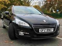 Peugeot 508SW - Fully serviced car with 12 months MOT, brilliant runner
