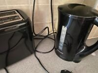 Toasters and kettles