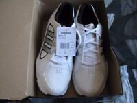 i am selling 2 pair of size 8 adidas trainers brand new and never worn in their original boxes