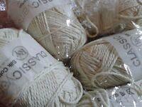 x5 New Italian Silk Cotton Yarn