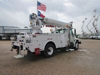 2004 International 4300 DIGGER DERRICK -