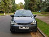 FORD FOCUS AUTOMATIC 5DOOR 6VSERVICES MOT TILL 29/12/2017 EXCELLENT CONDITION HPI CLEAR