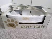 Nappy Caddy by Sara Bear