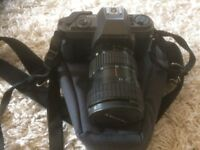 Pentax P30T Camera with 20-80mm Zoom Lens