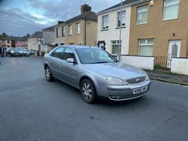 Ford Mondeo diesel with 12 months mot
