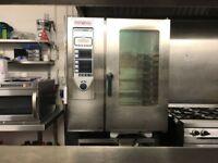 Restaurant clearance: Kitchen equipment for sale: Rational, Brad Pan, Walkin Freezer
