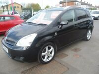 Toyota COROLLA VERSO T180 D4D,2.2 TD 7 seat MPV,2 previous owners,2 keys,great all round family car