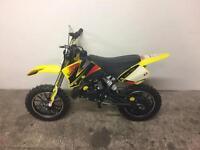 Brand new 50cc scrambler