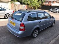 2010 Chevrolet Lacetti 1.8 SX 5dr Automatic Warranted Low Mileage HPI Clear @07445775115@
