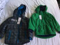 New age 2-3 year old coats jackets bundle
