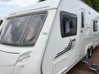 2009 Swift Lewis (T/A Fixed Bed, Full End Washroom)