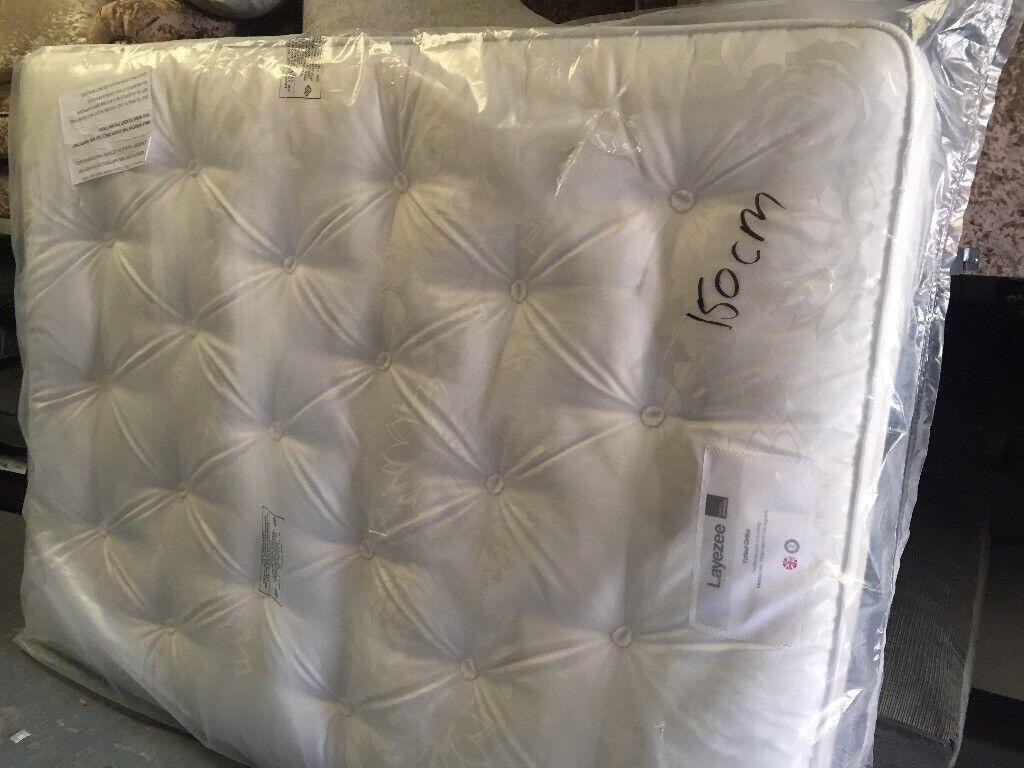 5 ft silent night king size mattress