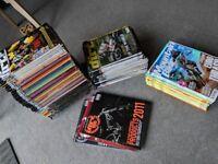 DIRT and MBUK Mountain Bike Magazines