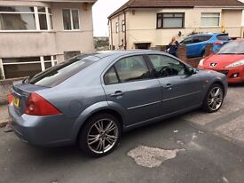 Ford Mondeo Zetec ST170 Quick Sale Wanted