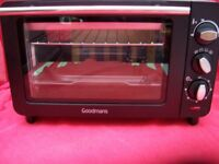 Goodmans Electric Mini Oven. (NEW)