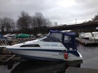 Bayliner 22/55 with mercruiser 4.3 V6