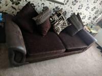 DFS 4seater Sofa