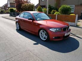 BMW E82 123D M SPORT COUPE