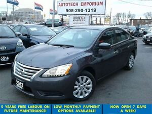 2013 Nissan Sentra Auto Air All Power Blutooth &ABS*$35/Wkly