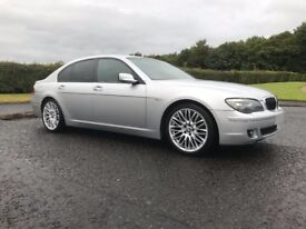 BMW 730d Sport E65 Immaculate Inside and Out with Low Mileage FSH