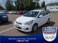 2014 Hyundai Accent L, Warranty, only 004 126 Kms.