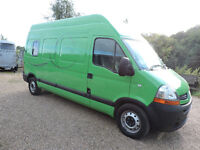 Renault Master Horse box 3.5t 2008