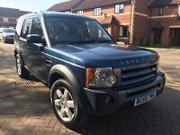 2006 LAND ROVER DISCOVERY 3 HSE 2.7 TDV6 AUTO NAVIGATOR SUPERB CONDITION full service history