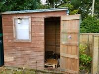 Shed free to a good home...