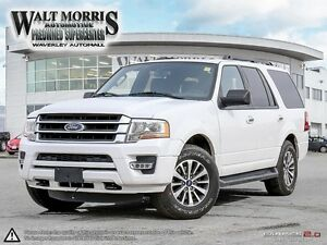 2017 Ford Expedition XLT - LEATHER, HEATED SEATS, PWR TAILGATE