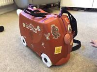 Gruffalo Trunki - Child's Suitcase