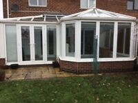 Used Anglian upvc conservatory £990 ONO