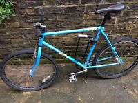 Raleigh Montage. Vintage 501 frame bicycle. Single Speed