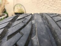 NEARLY NEW TYRE 195 50 16