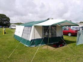 Conway Cambridge DL trailer tent