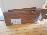 Kitchen Worktop/ Counter top, Laminate Oak Effect
