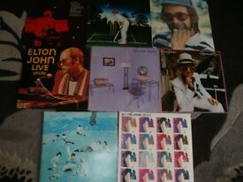 8 Elton John Albums