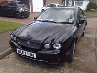 JAGUAR X-TYPE 2.0D S, OCT 2008, 57,000 MILES, EXCELLENT CONDITION, NEW SHAPE, PRIVATE PLATE INCLUDED