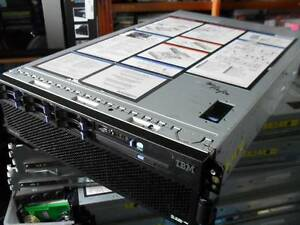 IBM RACK MOUNT SERVER X3850  - PRICE SLASHED Cooks Hill Newcastle Area Preview