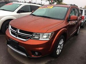 2014 Dodge Journey R/T   AWD   LEATHER   OPEN SUNDAYS   CALL NOW