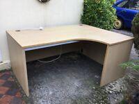 Good size office desk