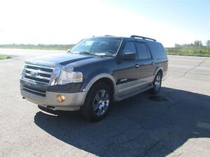 2007 Ford Expedition Max Eddie Bauer