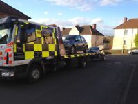 24 hour accident and breakdown recovery services