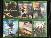 Very cheap Xbox one games for sale