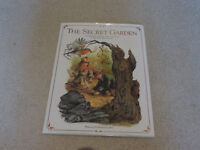A hardback book of 'The Secret Garden' by Frances Hodgson Burnett, 2001