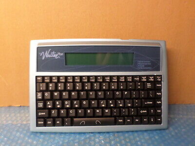 The Writer Plus By Keyboard Instructor Word Processor Bag