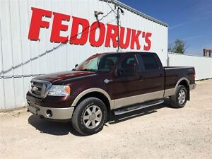 2008 Ford F-150 King Ranch**97% Customer Referral Rate**