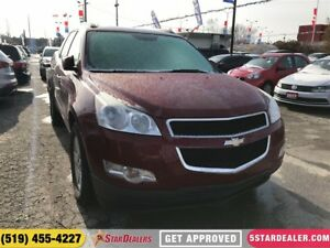 2011 Chevrolet Traverse 2LT | AWD | HEATED SEATS | CAM