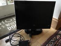 "UMC 19"" LCD TV RECEIVER (black)"