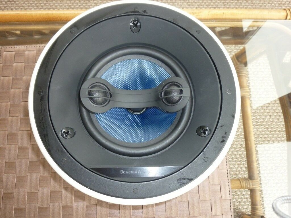 Bowers and Wilkins CCM663SR High Quality 6inch; Ceiling Speaker ...